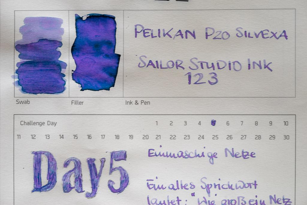 Sailor Studio Ink - 123