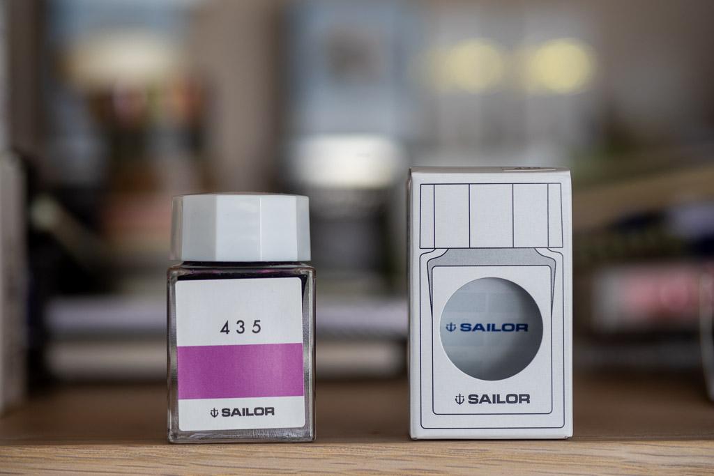 Sailor Studio Ink - 435