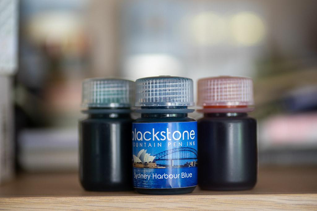 Blackstone - Sidney Harbour Blue